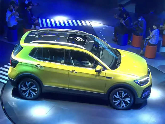 volkswagen taigun suv launched in india price starts at rs 10.49 lakh rival for hyundai creta check details