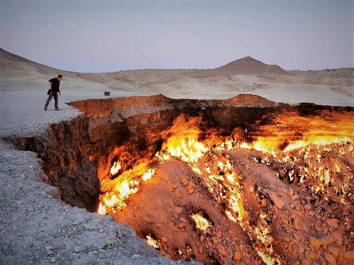 most dangerous adventure places in the world in hindi