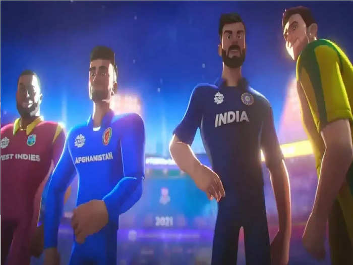 ICC T20 Cricket WC Anthem 2021
