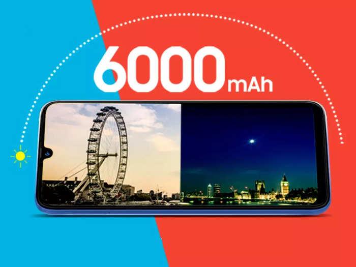 6000mAh वाले Smartphones से करें नॉन-स्टॉप एंटरटेनमेंट, कीमत ₹7,799 से शुरू