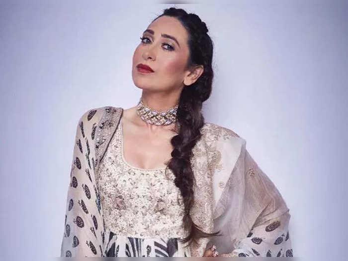 divya khosla kumar looks more than stylish karisma kapoor for karanm johar 40 birthday bash