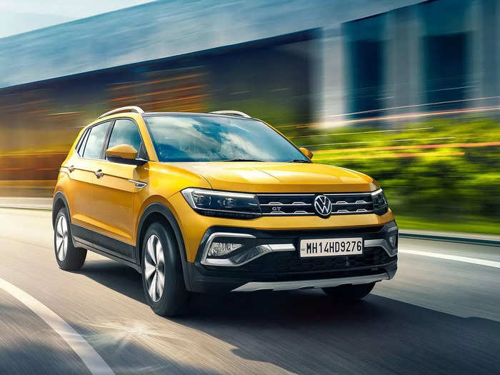 Volkswagen Taigun SUV Price Variants Features