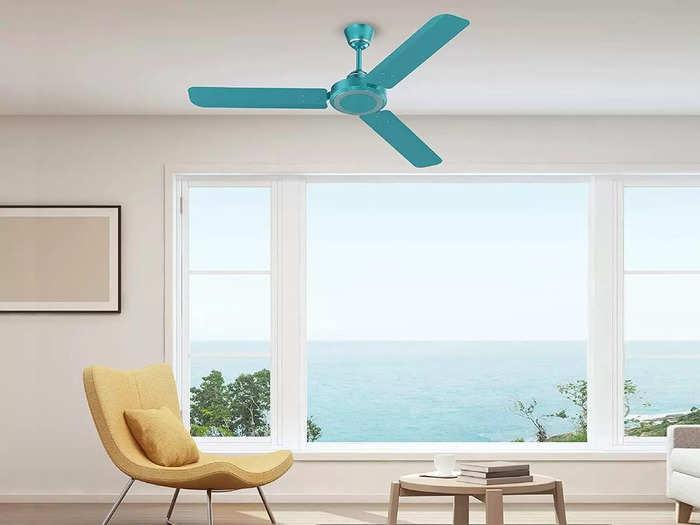 इन ब्रांडेड Ceiling Fan में मिलेगी डस्ट प्रूफ कोटिंग, सालों-साल दिखेंगे नये और देंगे ताजी हवा