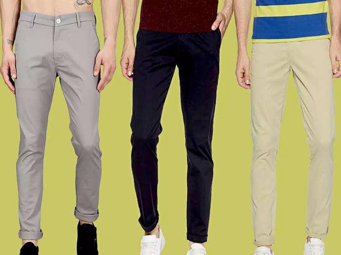 अच्छी क्वालिटी के साथ-साथ बेहद सस्ते हैं ये 5 Trousers, पहनने पर मिलेगा आरामदायक एहसास