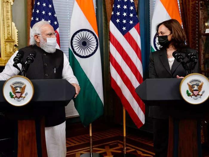 PM-Modi-and-Kamala-Harris