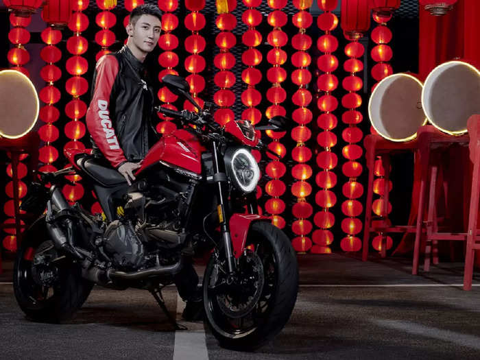 2021 Ducati Monster Launch Price Features India 4