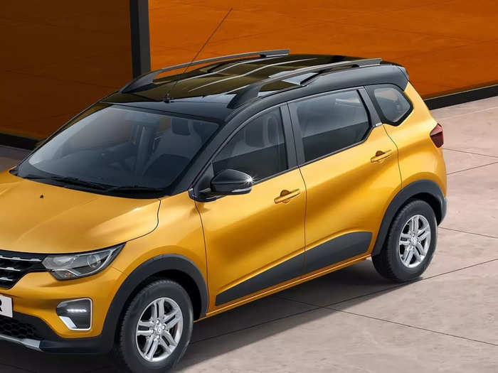 buy renault triber now pay in 2022 renault introduces new offer for triber also gets bumper discount