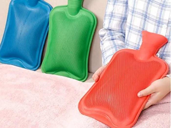 मसल्स पेन में आराम के लिए इस्तेमाल करें ये Hot Water Bag, कीमत भी है कम