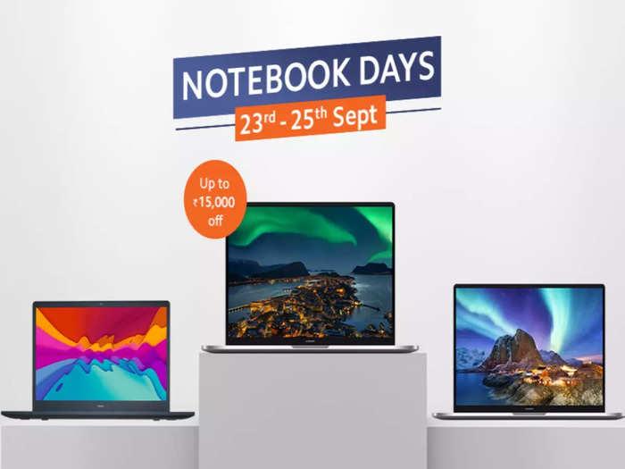 Notebook Days Sale