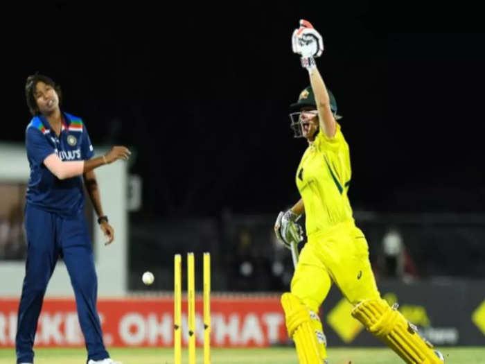 ऑस्ट्रेलियाचा विजय