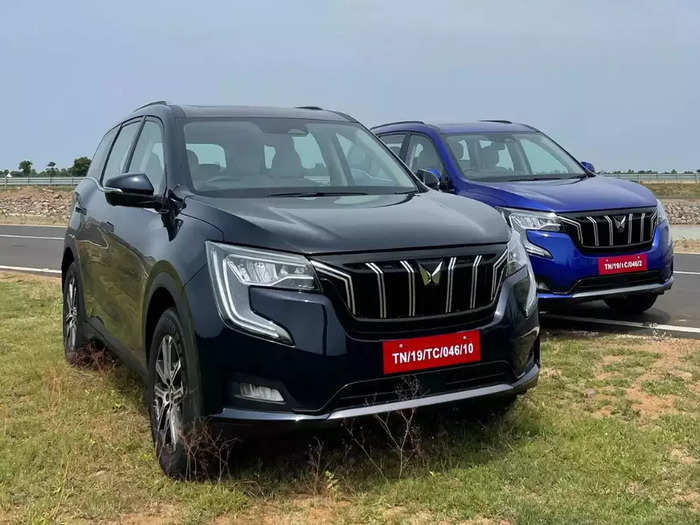 mahindra xuv700 7 seater all variants price list leaked ahead of launch check details