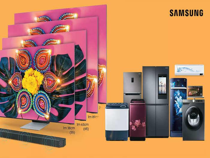samsung announces big tv festival