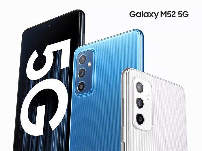 Samsung Galaxy M52 5G (2)