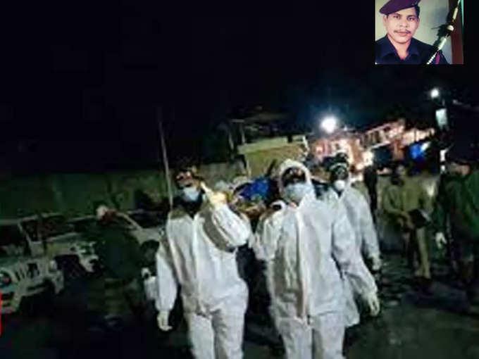 indian army jawan: 16 साल बाद बर्फ में मिला जवान का शव: indian army dead body found after 16 years
