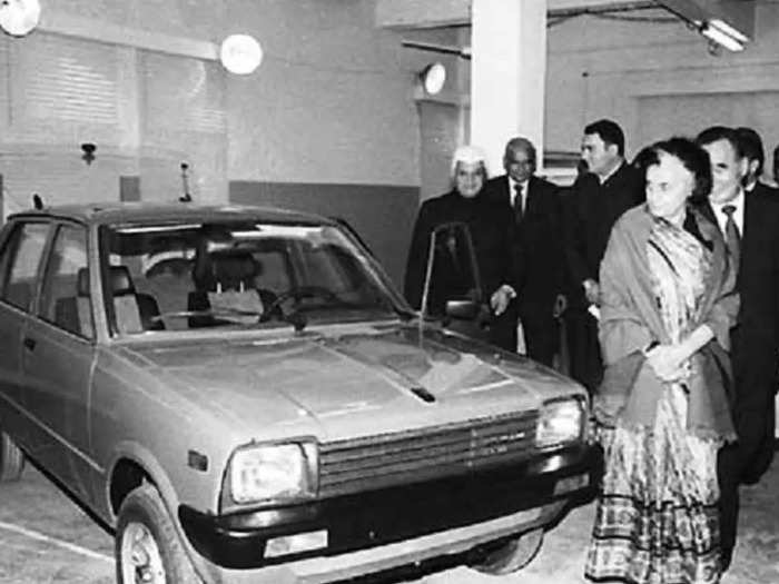 maruti 800 journey: 4 decades ago india started its road trip in this little car, company sold 27 lakh units in 31 years, may relaunch