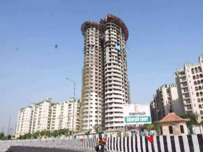 up news: noida twin tower latest news update: नोएडा सुपरटेक टि्वन टावर लेटेस्ट न्यूज अपडेट