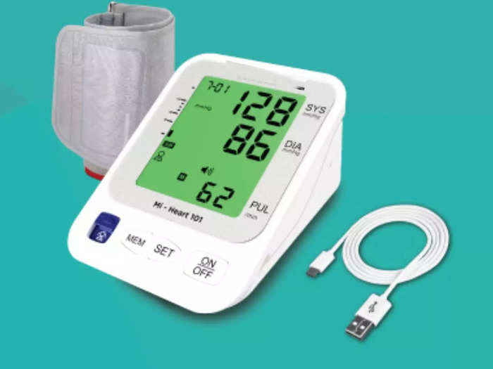 इन Blood Pressure Monitor से जानें तुरंत जाने अपना ब्लड प्रेशर, कीमत भी है कम
