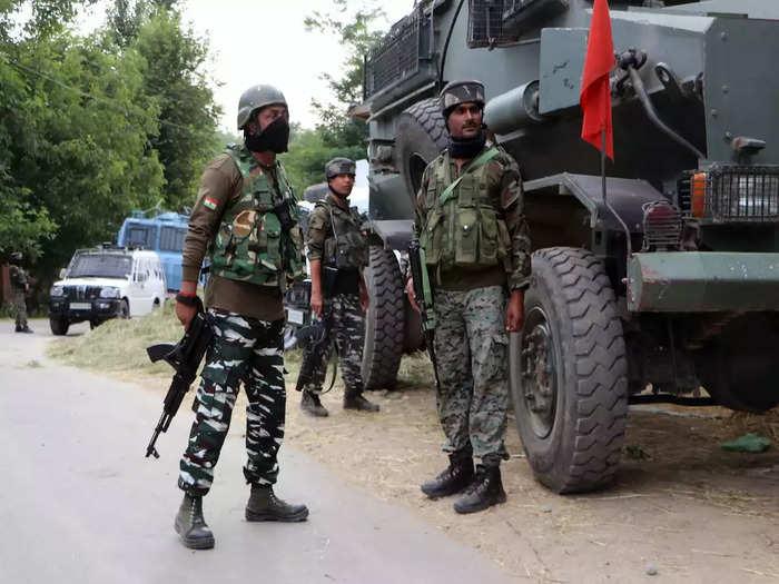 Two militants killed in encounter in J-Ks Bandipora