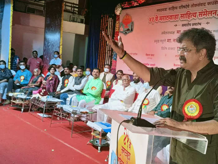 housing minister jitendra awhad has said that mob rule is always against progressive ideas