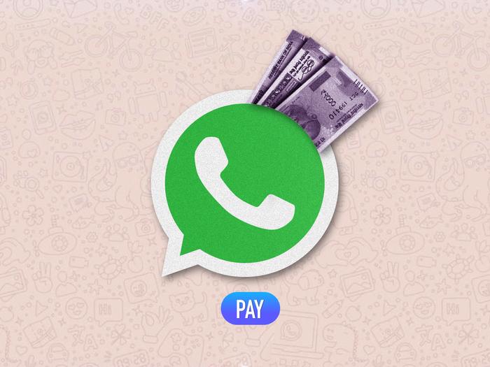 whatsaap pay