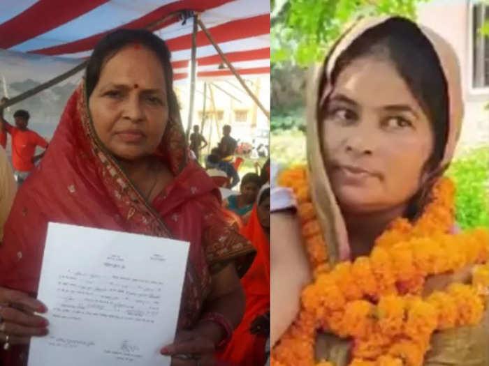 bihar panchayat chunav results minister samrat chaudhary relative lost sasaram mla daughter in law wins mukhiya election