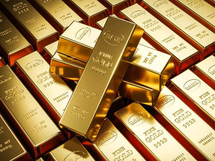 gold price today, silver price, gold rate inches up 35 rupee