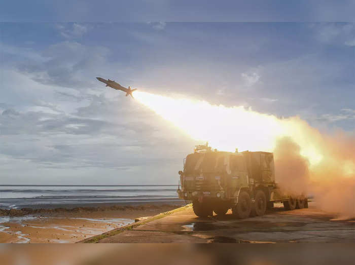 a new version of akash missile akash prime successfully tested