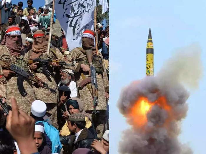 taliban Pakistani nuclear weapons
