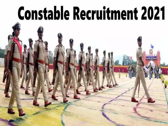 Constable jobs