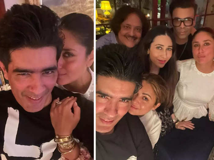 Inside pictures from Kareena Kapoor party