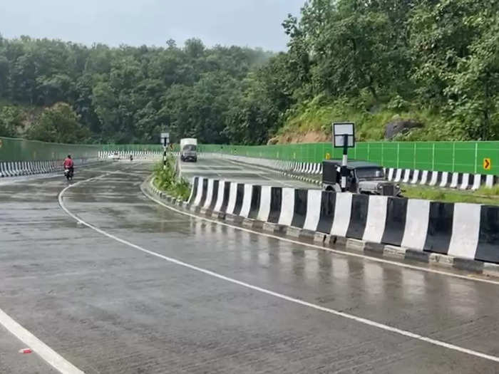 beautiful valleys, 29 km length, cost of 960 crores, know the specialty of country first sound proof highway