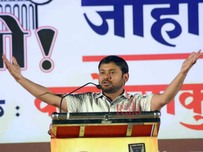 rahul gandhi is seeing the charisma in kanhaiya kumar, telling the ground reality some other story