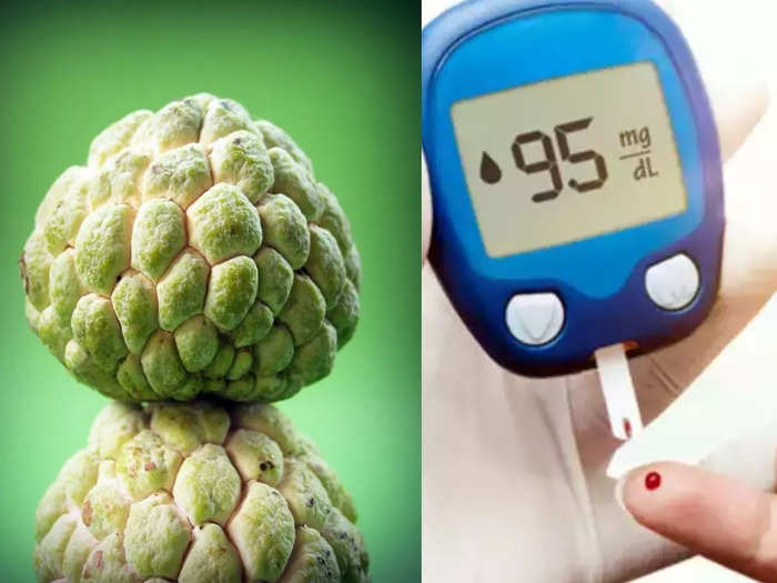custard apple good for diabetes and weight loss as per experts and know health benefits of sitafal or sharifa