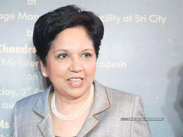 success story indra nooyi: a girl from madras who led pepsico to the new heights