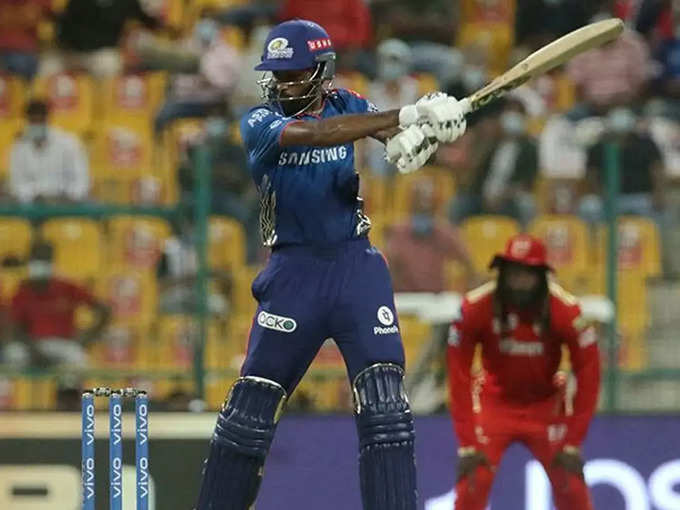 MI vs PBKS Highlights: Back in form, Mumbai beat Punjab by 6 wickets, Hardik scored a winning six