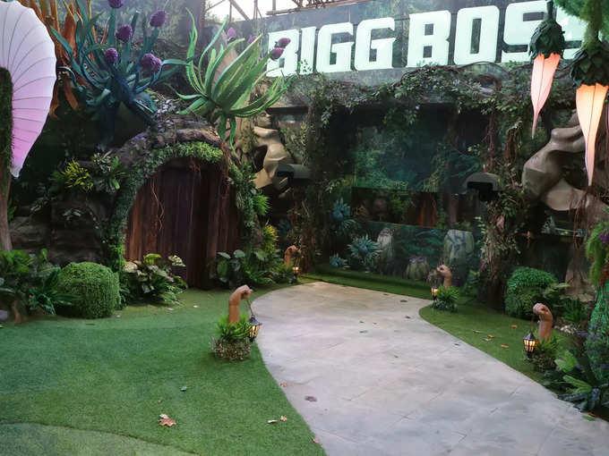 बिग बॉस 15 का घर