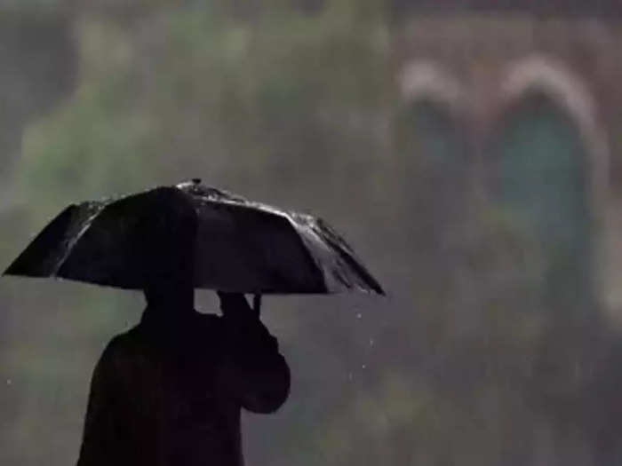 heavy rainfall with lighting in kolhapur (File Photo)