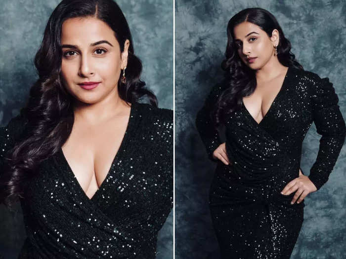 how fashion designer sabyasachi mukherjee change vidya balan in terms of look style and glamour