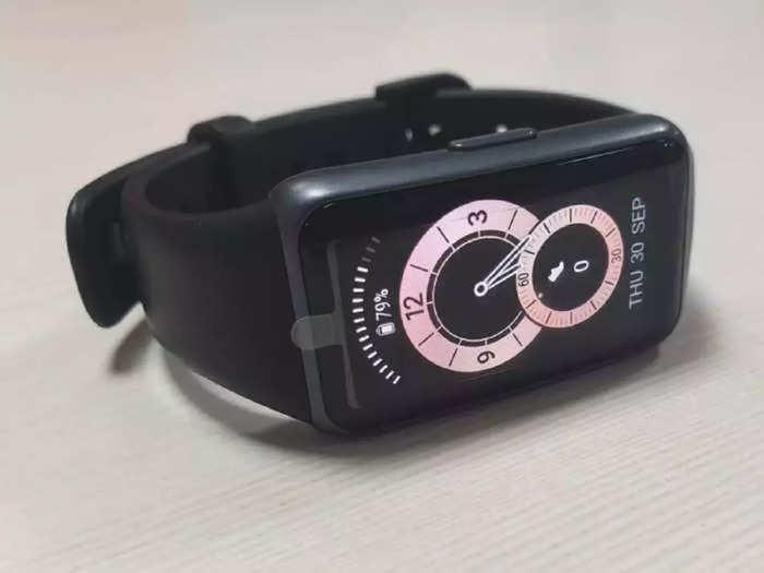 Huawei Band 6 Review 1