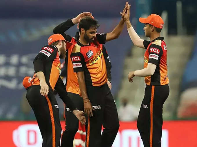 RCB vs SRH Highlights: De Villiers could not hit a six off the last ball, Bhuvneshwar helped Hyderabad win the honor