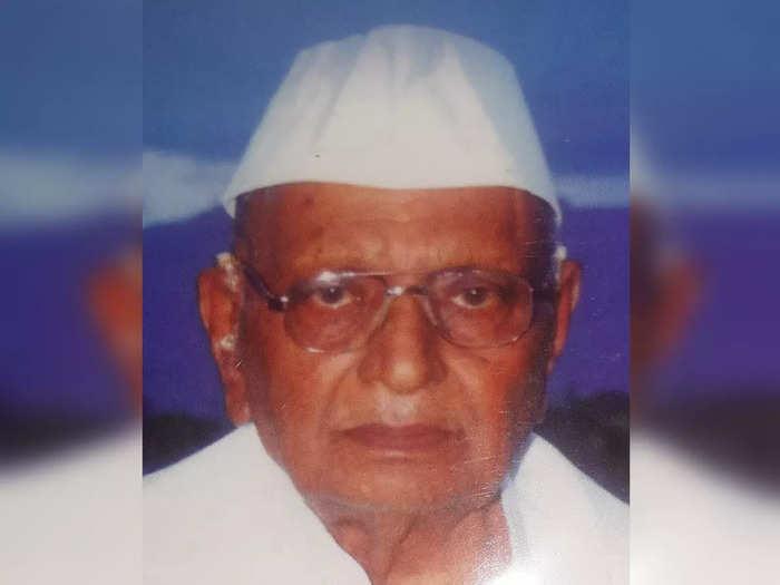 satya shodhak anandrao shinde passed away in satara