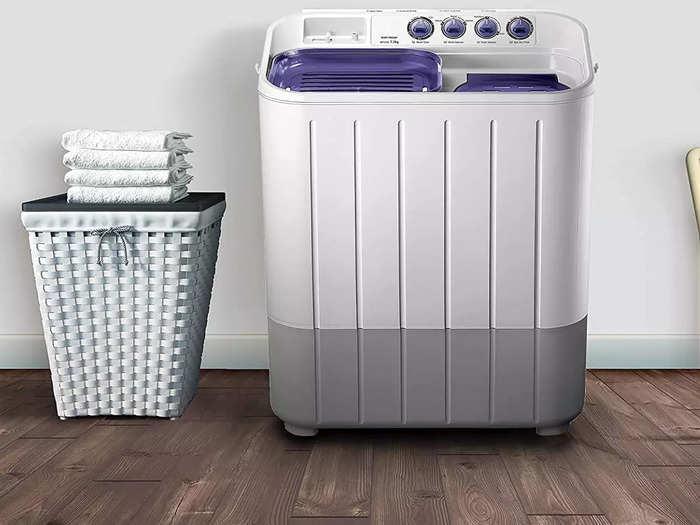मिनटों में चकाचक साफ होंगे कपड़े, 10 हजार रुपए से कम बजट में घर लाएं ये वॉशिंग मशीन
