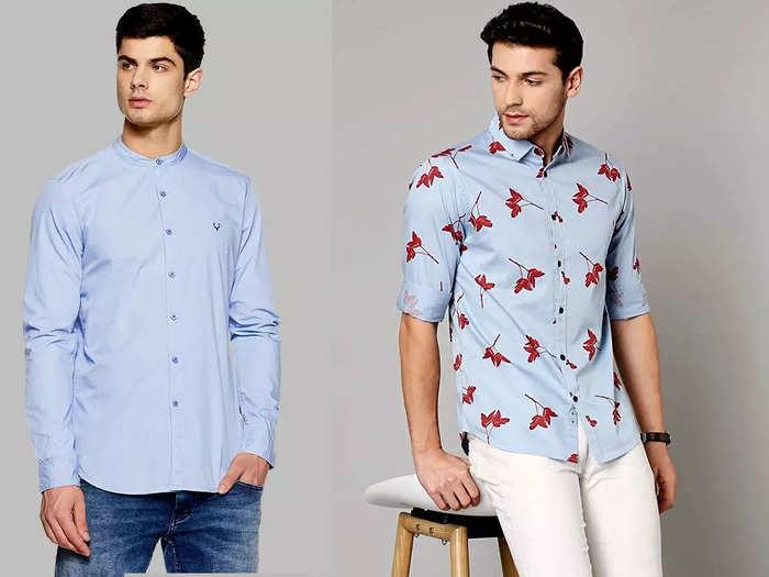 क्वालिटी में हिट और कीमत में फिट हैं ये Mens Shirt, देखें ये 5 सस्ते और ट्रेंडिंग ऑप्शन