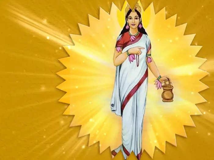 दुसरी माळ : द्वितीय स्वरुप ब्रह्मचारिणी देवी,वाचा पूजा विधी मंत्र आणि महत्व