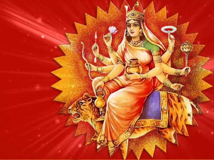 नवदुर्गेतील चौथे स्वरुप कूष्मांडा देवी; वाचा, महत्त्व व मान्यता