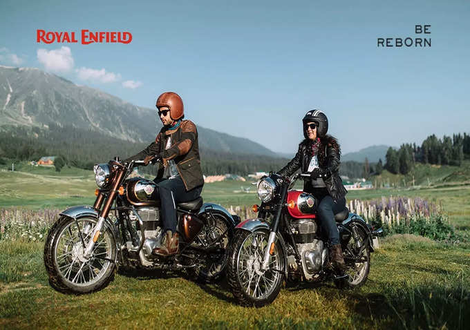 Royal Enfield New Classic 350 Sets Guinness World Record 1