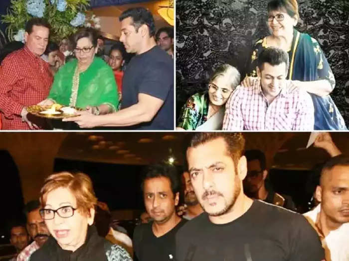 actor salman khan brother arbaaz khan revealed about step mother helen said we were very young when she came into our life