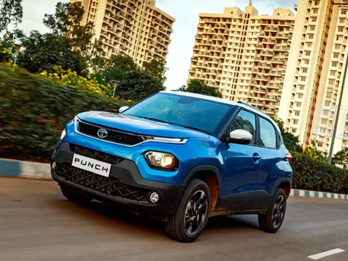 Tata Punch 5 Star Safety Rating Global NCAP Crash Test