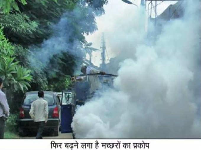 Gurgaon-Dengue-Cases