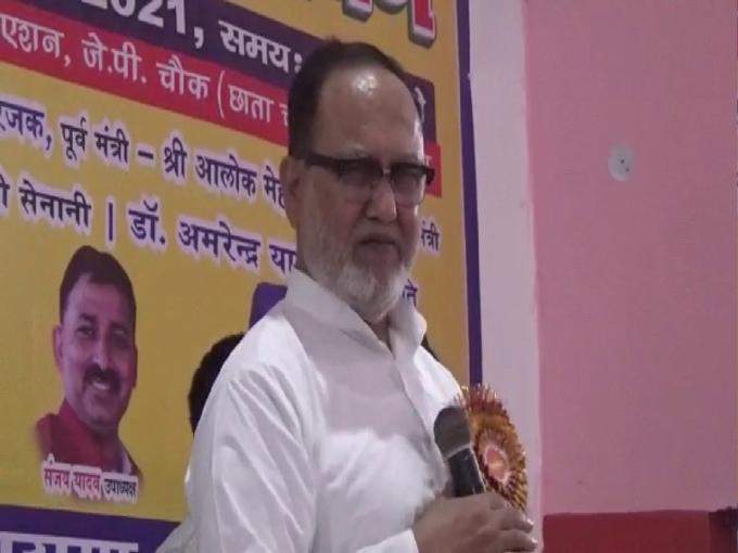 Bihar News : अघोषित आपातकाल कह सिद्दीकी ने पीएम के लिए बोले अभद्र शब्द, मुजफ्फरपुर गए थे जेपी की जयंती मनाने